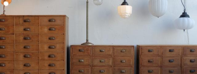 和家具と照明と